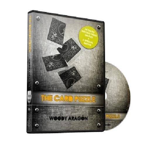 LA CARTA PUZZLE (DVD + CARTAS) -...