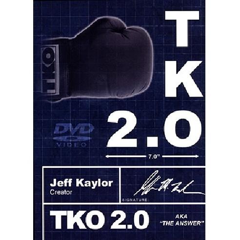 TKO 2.0 (LIBRO + DVD + 2 GIMMICKS) -...
