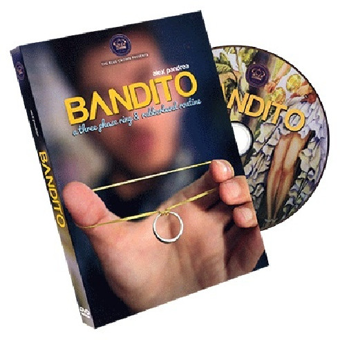BANDITO - ALEX PANDREA DVD