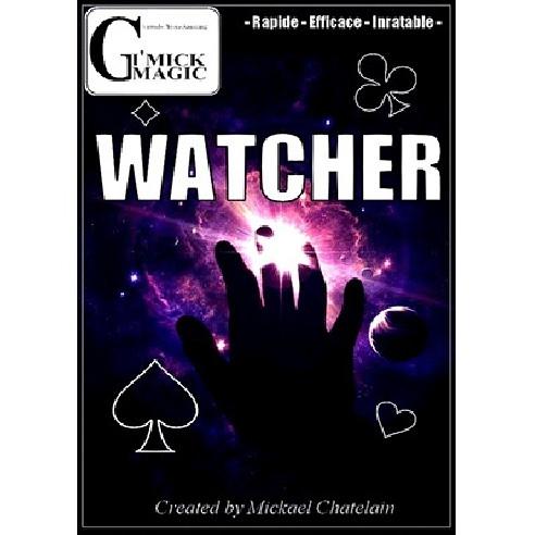 WATCHER (DVD + GIMMICK ROJO) -...