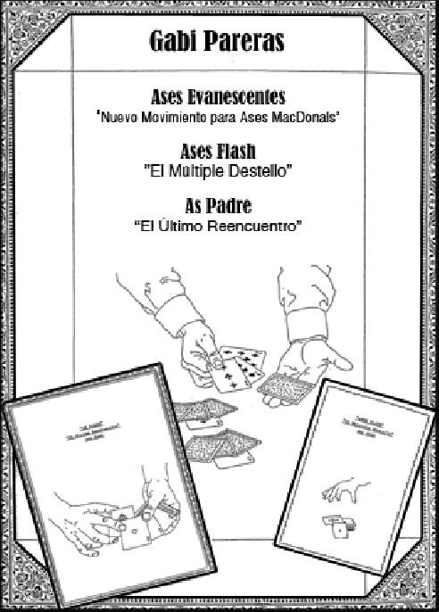 ASES (3 RUTINAS) - GABI PARERAS
