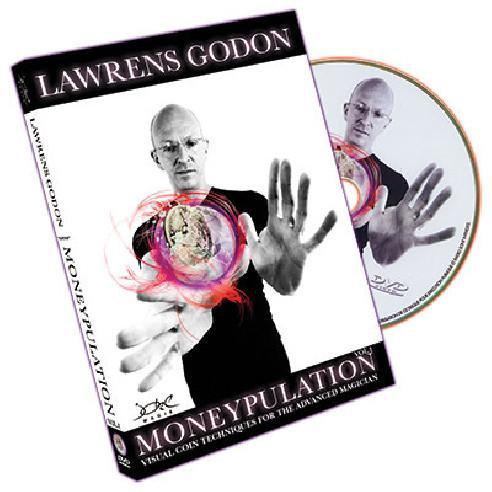 MONEYPULATION - LAWRENS GODON