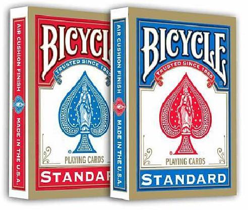 BARAJA BICYCLE STANDARD 808 - ROJA