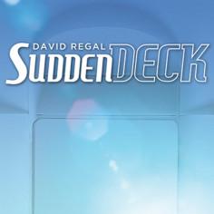 SUDDEN DECK v.3 - DAVID REGAL